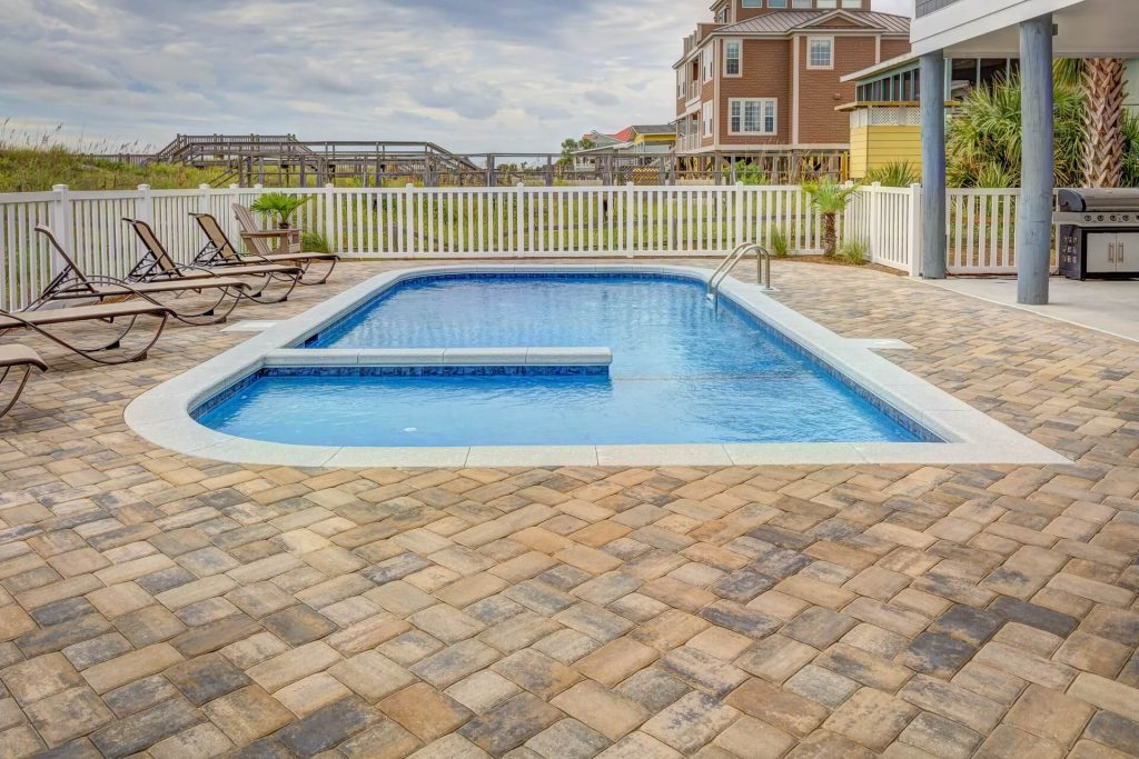 Tipos de piscina: piscinas de hormigón